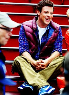 glee is over cause it would not have been the same without Finn aka actor Cory Montieth rest in peace sexy Cory