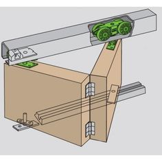 Folding Door Hardware Information | For the Home | Pinterest ...