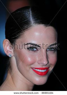 Jessica Lowndes arriving for the Marie Claire Inspire & Mentor Campaign reception at the W Hotel in Leicester Square London 17th May 2011. P...