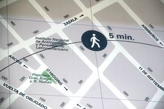Subte Wayfinding Buenos Aires on Behance