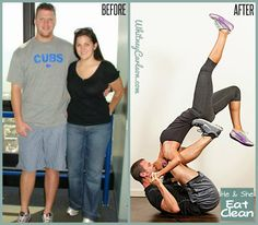 Weight loss inspiration Whitney Carlson interview! Full diet and training routine revealed!