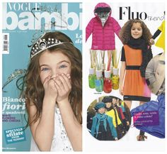 CACO DESIGN ON VOGUE BAMBINI - MARCH/APRIL 2012 ISSUE