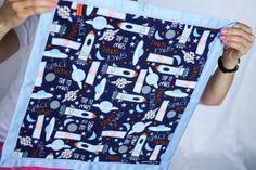 Lovey Blankie / baby toddler security blanket
