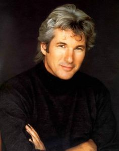 Richard Gere, what a sexy man! Richard Gere, Actrices Hollywood, Karen, Handsome Actors, Good Looking Men, Good Looking Actors, Best Actor, Famous Faces, Hollywood Stars