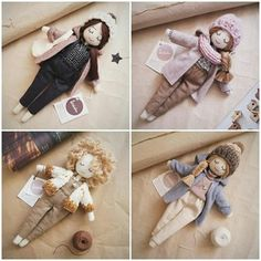 Куклы Lerusha