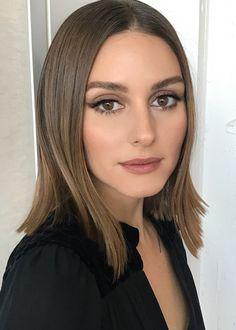 Pinterest: DEBORAHPRAHA ♥️ Olivia palermo makeup for New york fashion week