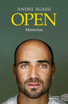 #Open El libro del que todo el mundo habla. Una novela. Unas Memorias. Aunque no te guste el tenis, deberías conocer a esta persona. Una lectura que es un aprendizaje. #AndreAgassi #Tenis #Agassi