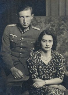 Prince Karl Franz of Prussia and his wife Princess Henriette of Schonaich-Carolath. He was the only child of Prince Joachim of Prussia and his wife Princess Marie-Auguste of Anhalt. His father was the youngest son of Wilhelm II, German Emperor, himself a grandson of Queen Victoria, which made Prince Karl a great great grandson of the British Queen