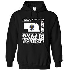 #administrators #camera #grandma #grandpa #lifestyle #military #states... Awesome T-shirts (Deal of the Day) I might stay in NEBRASKA however Im made in MASSACHUSETTS - WeedTshirts  Design Description:  .... Check more at http://weedtshirts.xyz/lifestyle/deal-of-the-day-i-may-live-in-nebraska-but-im-made-in-massachusetts-weedtshirts.html