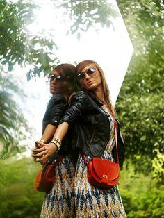 She Likes Fashion: Designer Inspired Large Metal Aviator Sunglasses 1508