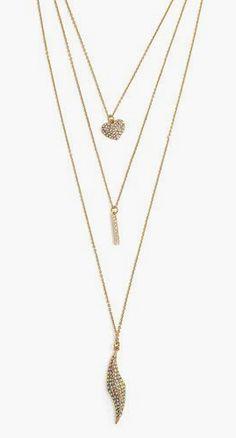 Charmed Layers Necklace