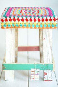 wood & wool stool holly uk by wood & wool stool, via Flickr