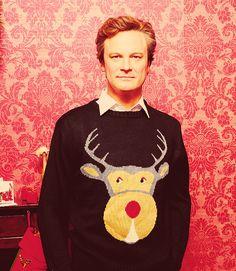 """Colin Firth in """"Bridget Jones's Diary."""""""