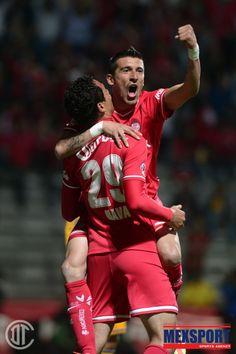 Gol de Nava y Benitez