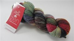 Zen Yarn Garden Serenity Silk + OOAK