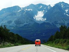 mountains and campervan...perfect!