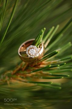 Ring Shot by NickSparksWeddings