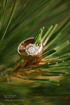 Ring Shot by NickSparksWeddings