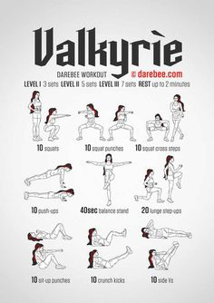 DAREBEE Workouts - Healty fitness home cleaning Fitness Workouts, Hero Workouts, Yoga Fitness, Health Fitness, Body Workouts, Nerd Fitness, Fitness Fun, Health Diet, Programe Sport