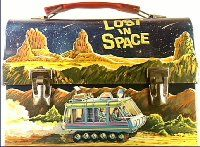 1967 Lost in Space lunch box