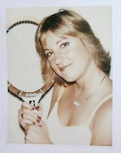 Chris Evert by Andy Warhol, 1977