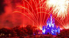 Wishes Nighttime Spectacular | Walt Disney World Resort