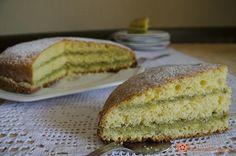 Torta sette vasetti al pistacchio - di Mira Palma #fuudly #ricette
