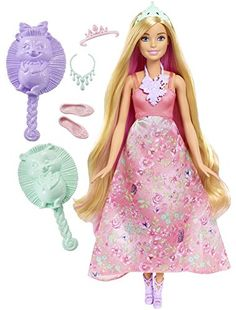 Barbie Dreamtopia Color Stylin' Princess Doll, Pink Barbie https://www.amazon.com/dp/B01JMYPKTA/ref=cm_sw_r_pi_dp_U_x_4A9UAb60VY1MA