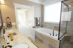 Beautifully Tiled Master Bathroom