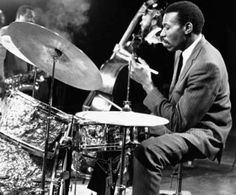 Starting drums at age 11, he never looked back and was already a well respected working drummer by age 16. Description from totaldrumsets.com. I searched for this on bing.com/images