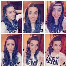 Selfie-collage de Sonia(:
