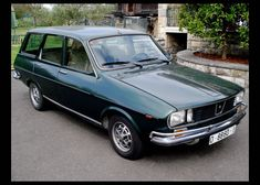 Renault 12 S Familiar