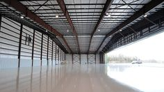Aircraft Hangars, Airplane Hangar, Steel Hangars, Aircraft Storage