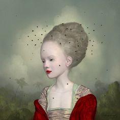 Crown of Flies. By Ray Caesar, 2012