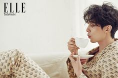 Lee Dong Wook is on the cover of the March issue of Elle Taiwan, check it out! Lee Dong Wook, Lee Joon, Asian Actors, Korean Actors, Korean Idols, Goblin Korean Drama, Song Joong, Park Hyung, Choi Jin