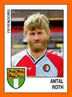 Anthal Roth , Feyenoord Rotterdam
