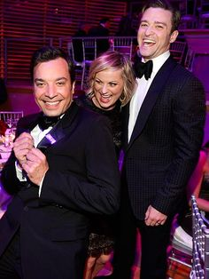 'TIME' FOR LAUGHS photo   Amy Poehler, Jimmy Fallon, Justin Timberlake