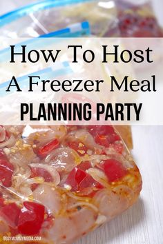 How To Host A Freeze