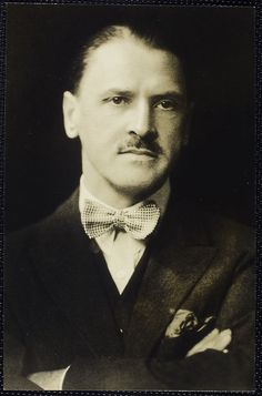 William Somerset Maugham (1874- 1965) was a British playwright, novelist and short story writer. He was among the most popular writers of his era and reputedly the highest paid author during the 1930s. He was a doctor whose first novel was so successful that he gave up medicine to write full time. He served as a doctor in WWI before being recruited into the British Intelligence Service. His works include 'Of Human Bondage' and 'The Razor's Edge'.