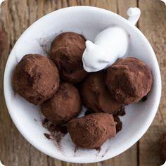 Trufa de Nutella caseira | Vídeos e Receitas de Sobremesas