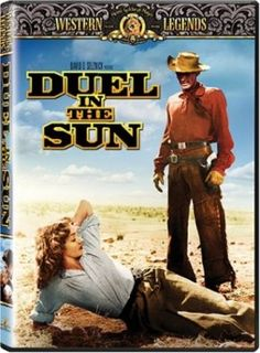 Duel in the Sun, a 1947 western movie. A great gift idea for a dad who loves western movies.