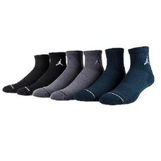 Nike Michael Jordan, Blue Grey, Nike Men, Jordans, Socks, Best Deals, Ebay, Black, Fashion