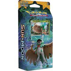 Pokémon Decidueye Starter Pakke