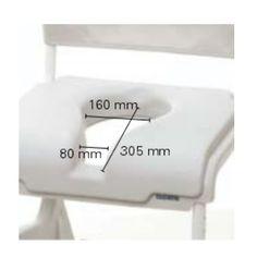 Voici le  Coussin d'assise avec découpe ergonomique - OCEAN, OCEAN XL & E-VIP INVACARE® Aquatec que vous trouverez au meilleur prix sur www.senup.com.     https://www.senup.com/coussin-d-assise-avec-decoupe-ergonomique-pour-invacare-aquatec-ocean-ocean-e-vip-1675.html     Avecdécoupe ergonomique.  Très confortable.  Pour toute la gamme Invacare® OCEAN.