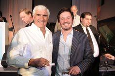 Jorge y Matias Riccitelli
