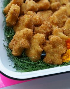 Mac n' Cheese Nuggets Recipe