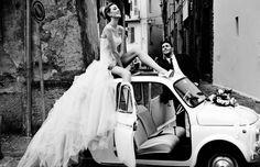 Italian Wedding by David Burton