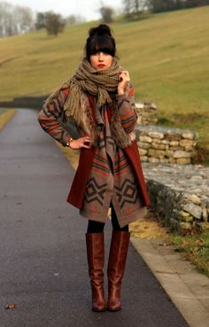 Must Wear fall outfits with boots (43)