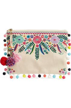 VIDA Statement Clutch - koi by VIDA
