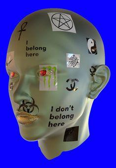 collective unconscious — It sticks 1 Editorial Design, Serial Experiments Lain, Rocknroll, Arte Grunge, Futuristic Art, Lose My Mind, Retro Futurism, Graphic Design Posters, Aesthetic Grunge